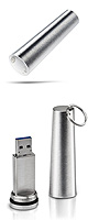 LaCie(ラシー) / XtremKey USB 3.0 128GB Flash Drive (9000445) [地上最強-防水・耐熱・衝撃]