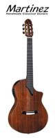 Martinez(マルチネス) / MSCC-14 OV(オバンコール) エレガットギター 1大特典セット