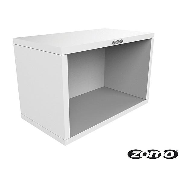 Zomo(ゾモ) / VS-Box 7/100 White (組立式) 7インチレコード収納BOX 【約100枚収納可能】 【レ】