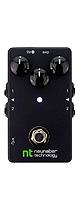 Neunaber Audio Effects(ヌーネイバーオーディオエフェクツ) / Slate Stereo Effect Pedal - コンパクト マルチエフェクター - ■限定セット内容■→ 【・ESP ギターシールド 3M 】