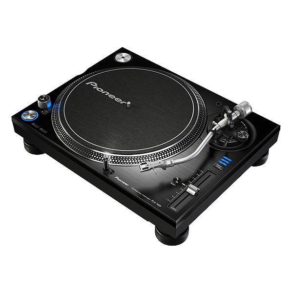 【レコードクリーナープレゼントキャンペーン】 Pioneer(パイオニア) / PLX-1000 - プロフェッショナル ターンテーブル - 4大特典セット