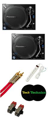 Pioneer(パイオニア) / PLX-1000  2台セット  大特典セット