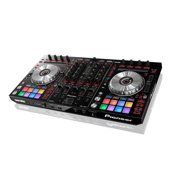 Pioneer(パイオニア) / DDJ-SX2 【Serato DJ 無償対応】 DVS対応4チャンネルリアルミキサー機能搭載 【数量限定!rekordbox dj & 専用ケースプレゼント!】