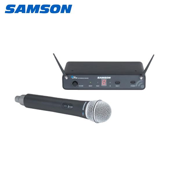 SAMSON(サムソン) / SW88CL6 [ハンドヘルドマイク] -ワイヤレスマイクシステム-