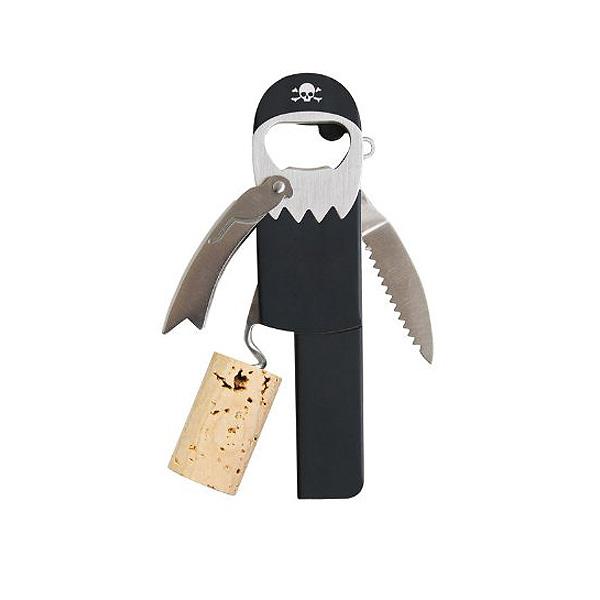 Suck UK(サックユーケー) / Legless Pirate Bottle Opener - 海賊のボトルオープナー -