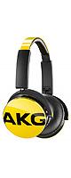 AKG(アーカーゲー) / Y50 (YELLOW) - プレミアムDJスタイル・オンイヤーヘッドホン - ■限定セット内容■→ 【・最上級エージング・ツール 】