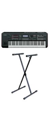【X型スタンドセット】Yamaha(ヤマハ) / MOXF6  - 61鍵シンセサイザー - 大特典セット