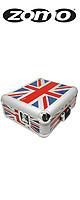 Zomo(ゾモ) / SL-12 XT (UK Flag) Turntable case 【Technics SL-1200シリーズ対応】 - ターンテーブルケース -