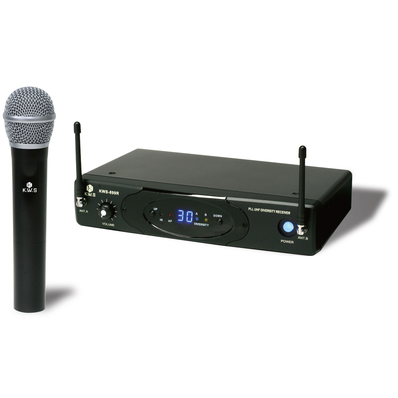 K.W.S / KWS-899H/H -ワイヤレスシステム ハンドマイクタイプ -