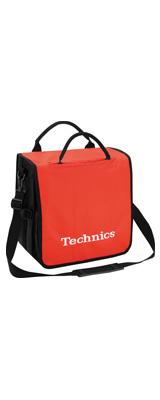 Technics(テクニクス) / BackBag (Orange/White) 【レコード約60枚収納可】 レコードバッグ