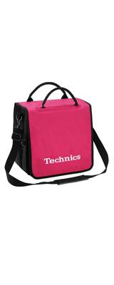 Technics(テクニクス) / BackBag (Pink/White) 【レコード約60枚収納可】 - レコードバッグ -