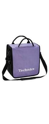 Technics(テクニクス) / BackBag (Purple/White) 【レコード約60枚収納可】 - レコードバッグ -