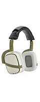 Polk Audio(ポークオーディオ) / Melee (Green) Xbox 360 Gaming Headset - ゲーム用 ヘッドセット - ■限定セット内容■→ 【・最上級エージング・ツール 】