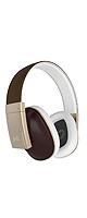 Polk Audio(ポークオーディオ) / Buckle (Brown/Gold) - ヘッドホン - ■限定セット内容■→ 【・最上級エージング・ツール 】
