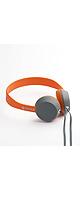 Coloud(コラウド) / Knock (Grey/Orange) - オンイヤーヘッドホン -