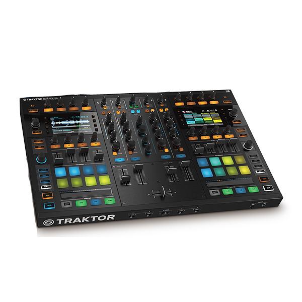 TRAKTOR KONTROL S8 - Native Instruments(ネイティブインストゥルメンツ)  -   【TRAKTOR SCRATCH PRO 3付属】 【次回納期未定】