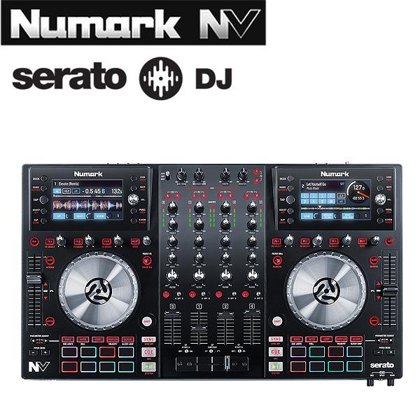 Numark(ヌマーク) / NV 【Serato DJ無償】 - 4チャンネルPCDJコントローラー
