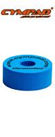 """CYMPAD(シンパッド) / Chromatics  Cymbal Washer """"Blue"""" 40×15mm 5個セット [LCYMCRM5SET15BL] クロマティクス  ブルー - シンバルワッシャー-"""