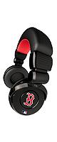 iHip(アイヒップ) / MLB PRO DJ HEADPHONE (BOSTON RED SOX) W/MIC - ヘッドホン -