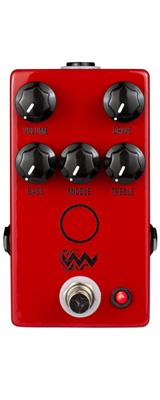 JHS Pedals(ジェイエイチエスペダルズ) / Angry Charlie V3 - オーバードライブ ディストーション - 《ギターエフェクター》 1大特典セット