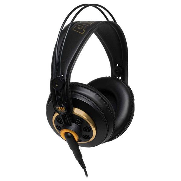 AKG(アーカーゲー) / K240 STUDIO - スタジオモニタリングヘッドホン - 1大特典セット