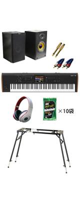 Korg(コルグ) / KRONOS2-88 【スピーカーセット】 - 88鍵盤 ミュージック・ワークステーション シンセサイザー - 大特典セット