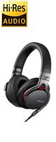 Sony(ソニー) / MDR-1A (Black) Premium Hi-Res Stereo Headphones - ヘッドホン - 大特典セット