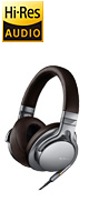 Sony(ソニー) / MDR-1A (Silver) Premium Hi-Res Stereo Headphones - ヘッドホン - 大特典セット