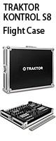 TRAKTOR KONTROL S8 Flight Case / Native Instruments(ネイティブインストゥルメンツ) - フライトケース -