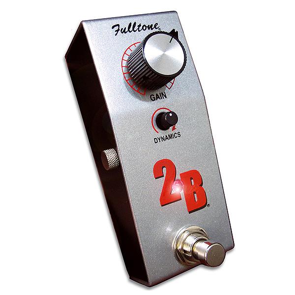 【限定1台】Fulltone(フルトーン) / 2B - ブースター - 《ギターエフェクター》