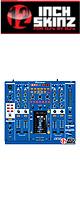 12inch SKINZ / Pioneer DJM-2000NXS SKINZ (BLUE) - 【DJM-2000NXS用スキン】