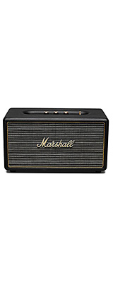 Marshall(マーシャル) / ACTON (BLACK) - Bluetooth対応 ワイヤレススピーカー -【アウトレット品/外箱ダメージ有】 1大特典セット
