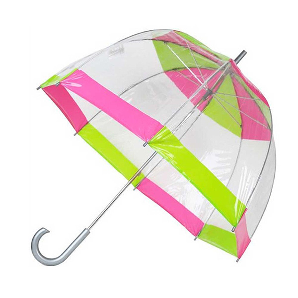 Totes(トーツ) / Bubble Umbrella (Pink/Green) - 傘 -