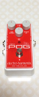 Electro-Harmonix(エレクトロ・ハーモニックス) / Nano POG - ポリフォニック・オクターブ・ジェネレーター - 《ギターエフェクター》 1大特典セット