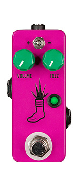 JHS Pedals(ジェイエイチエスペダルズ) / Mini Foot Fuzz V2 -ファズ - 《ギターエフェクター》 1大特典セット
