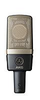 AKG(アーカーゲー) / C314 - プロフェッショナル マルチパターン コンデンサーマイク - ■限定セット内容■→ 【・ポップガード (ESP-13)】