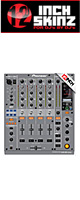■ご予約受付■ 12inch SKINZ / Pioneer DJM-900NXS SKINZ (GRAY) - 【DJM-900NXS用スキン】