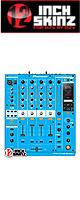 ■ご予約受付■ 12inch SKINZ / Pioneer DJM-900NXS SKINZ (Lite BLUE) - 【DJM-900NXS用スキン】