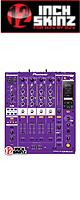 ■ご予約受付■ 12inch SKINZ / Pioneer DJM-900NXS SKINZ (PURPLE) - 【DJM-900NXS用スキン】