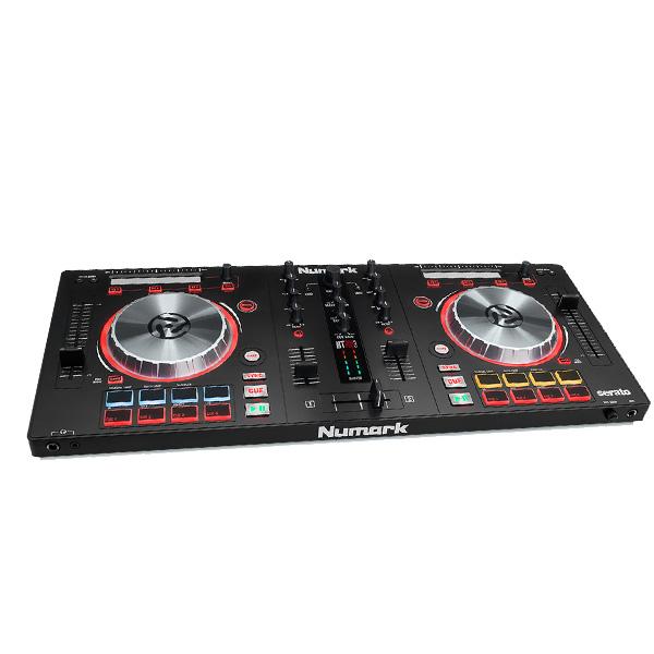 Numark(ヌマーク) / MixTrack Pro 3  (Serato DJ Intro 付属) - PCDJコントローラー 5大特典セット