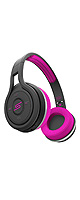 SMS Audio / SYNC by 50 Sport OnEar Bluetooth (PINK) - 防滴仕様スポーツ用ワイヤレスヘッドホン - 1大特典セット