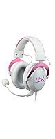Kingston(キングストン) / HyperX Cloud II (Pink) - ゲーム用ヘッドセット - ■限定セット内容■→ 【・最上級エージング・ツール 】