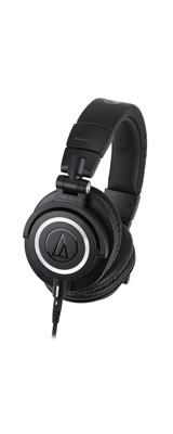 audio-technica(オーディオテクニカ) / ATH-M50x (BLACK) 密閉型モニターヘッドホン 1大特典セット