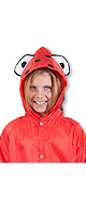 Cloudnine Umbrellas / Ladybug Raincoat - お子様用 てんとう虫のレインコート -