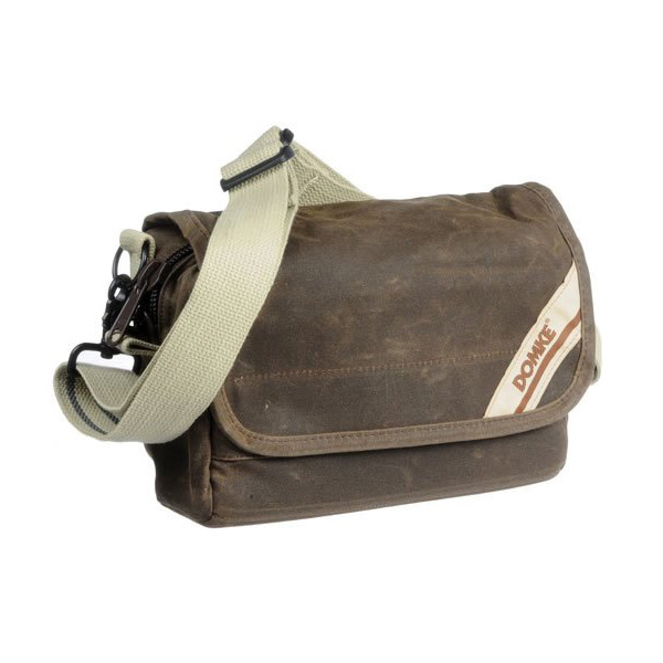 DOMKE(ドンケ) / F-5XB MEDIUM SHOULDER/BELT BAG (700-52A / RuggedWear Brown) - カメラバッグ -
