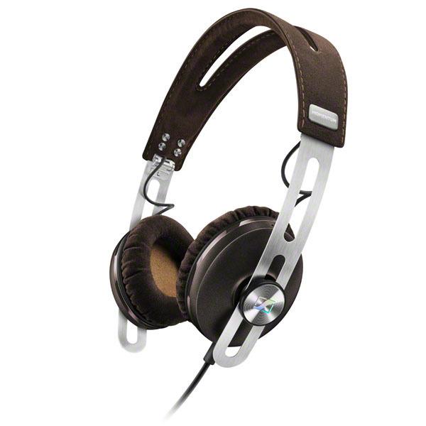 Sennheiser(ゼンハイザー) / MOMENTUM On-Ear I (BROWN) - APPLE対応リモコンマイク付 ヘッドホン - 1大特典セット