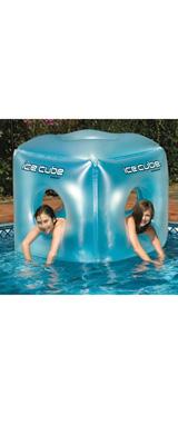 Swimline(スイムライン) / Ice Cube - 氷型 キューブ型 浮き輪 -