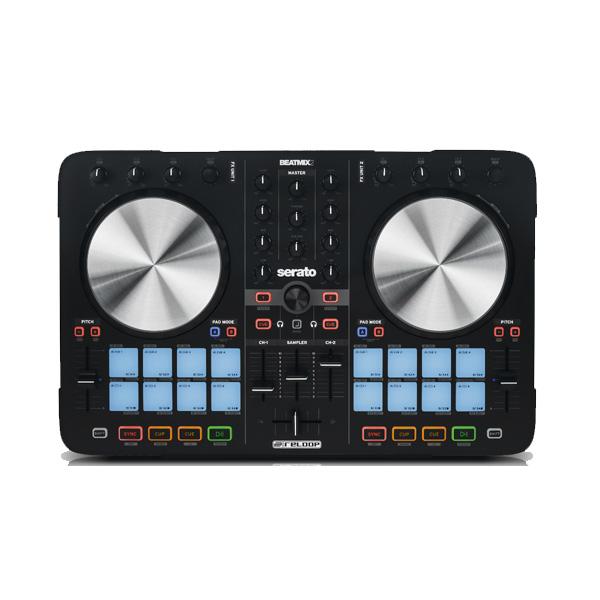 Reloop(リループ) /BEATMIX 2 MK2 【Serato DJ Intro対応】 PCDJコントローラー- 3大特典セット