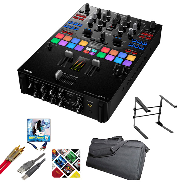 Pioneer(パイオニア) / DJM-S9 - SERATO DJ専用2CHミキサー-