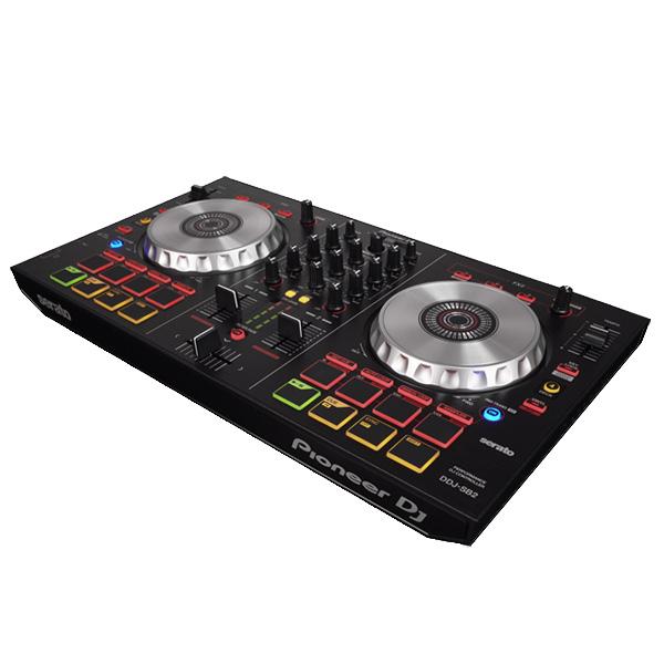 Pioneer(パイオニア) / DDJ-SB2 【Serato DJ Intro 無償】  PCDJコントローラー